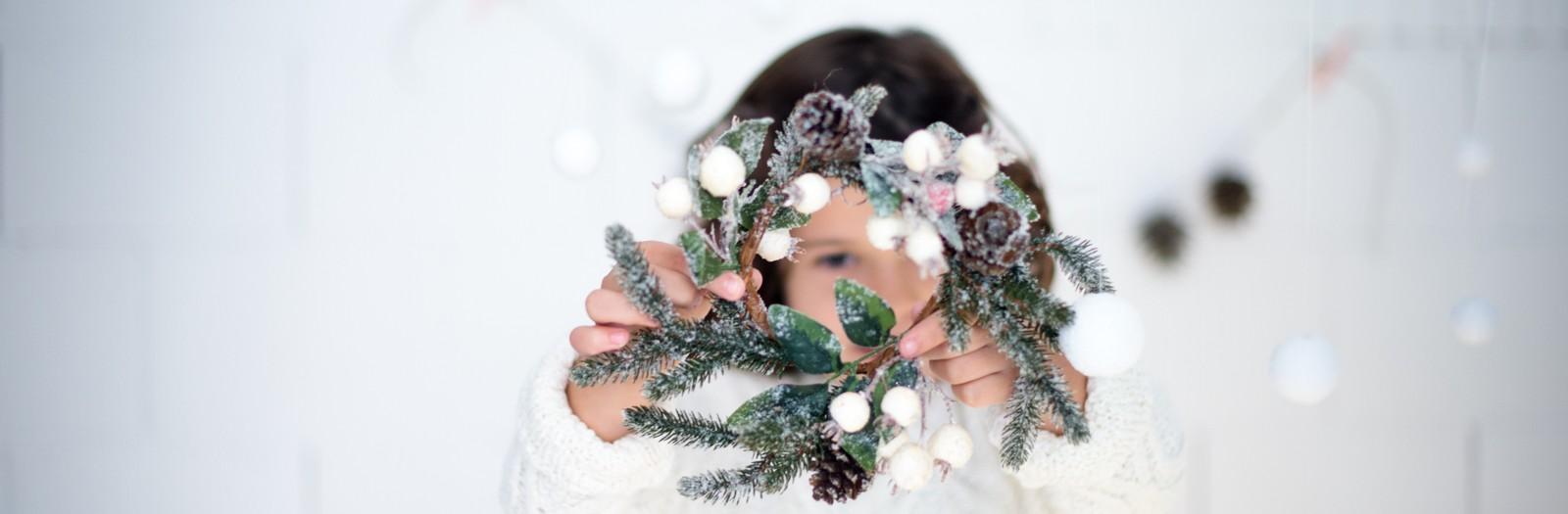 Sesión de Fotos de Navidad | Sant Cugat | Terrassa